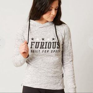 NWT Fast and Furious Hoodie